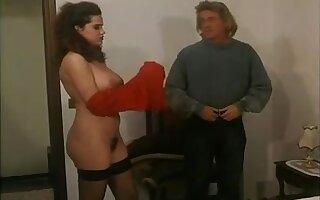 Luana Borgia vintage anal