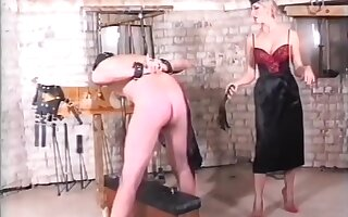 Legmistress British Femdom BDSM Cock and Ball Torture