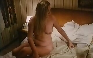 German sluts fuck in an old porn video