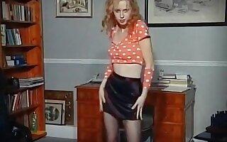 Crazy amateur Skinny, Vintage adult movie