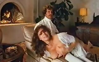 Kay Parker can't live without facials
