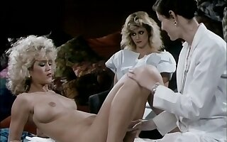 Sizzling retro pornstars - hot vintage movie
