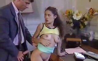 Raffaella Anderson-Office Fuck